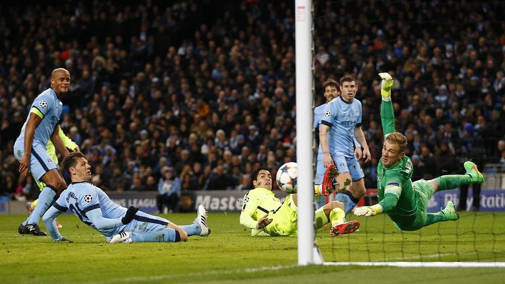 segundo gol de Luis Suárez