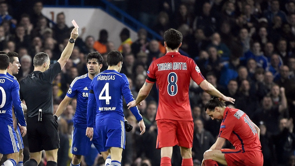 Chelsea PSG Ibra