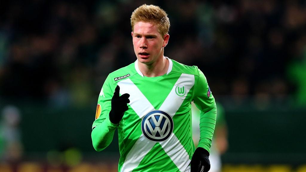 Kevin De Bruyne Wolfsburgo