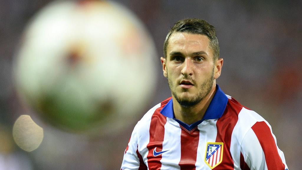 Koke Atlético