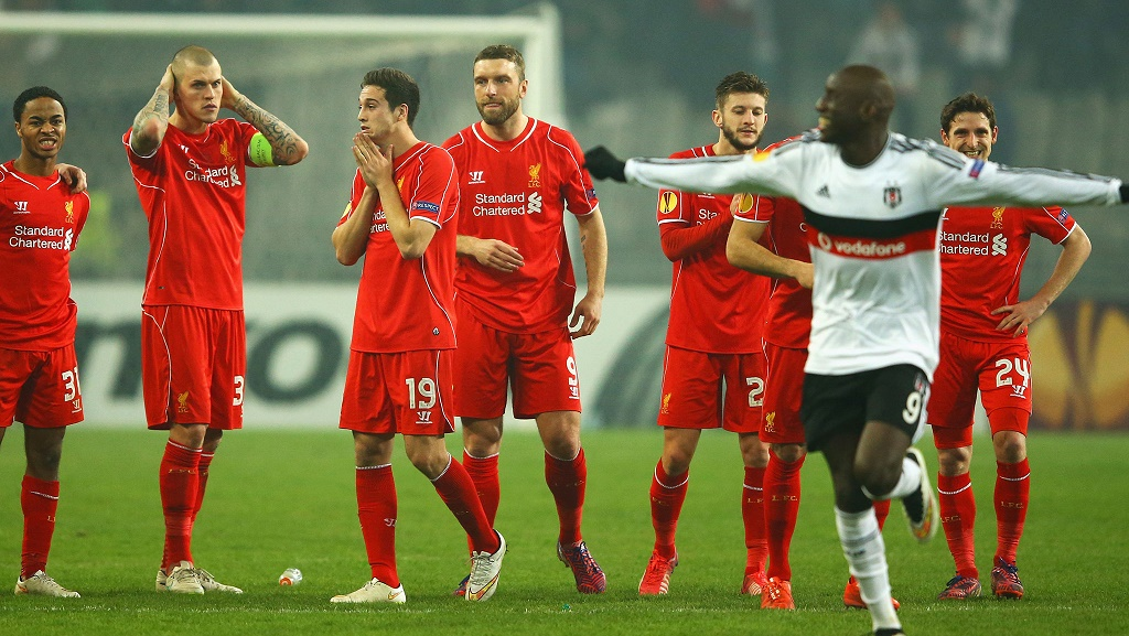 Liverpool Besiktas