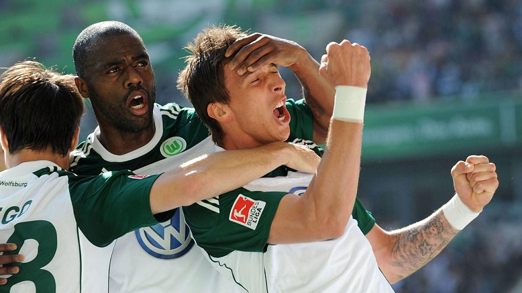 Mandzukic Wolfsburgo