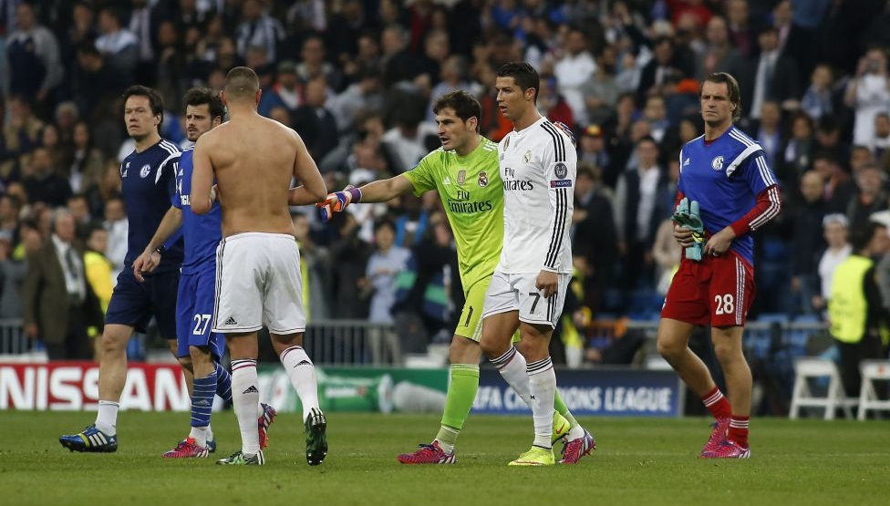 Real Madrid Schalke 04 19