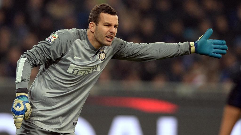 Samir Handanovic Inter 2