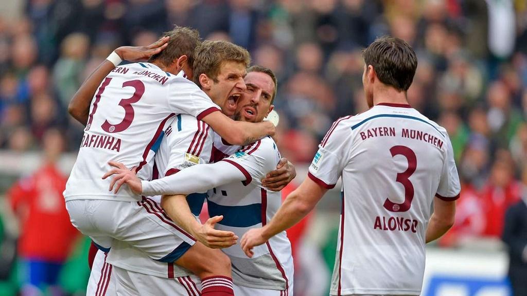 gol de Thomas Muller