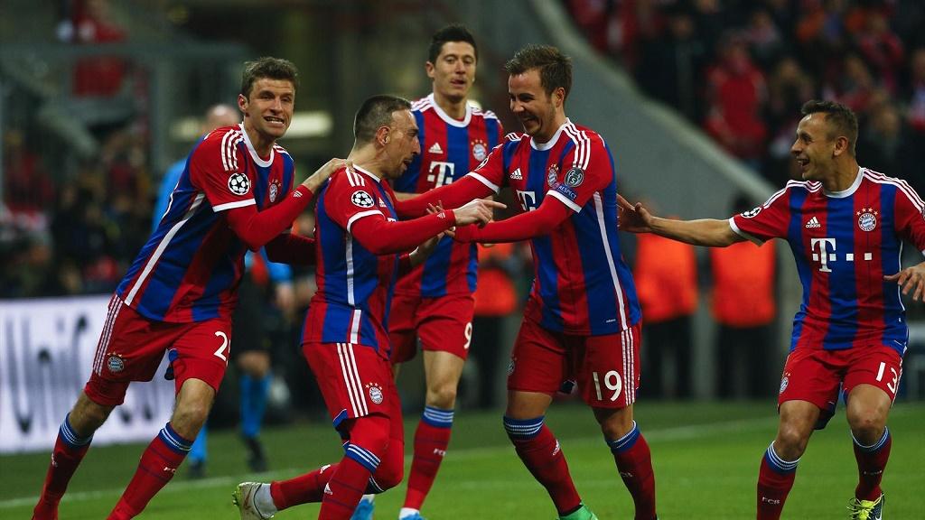 goleada Bayern