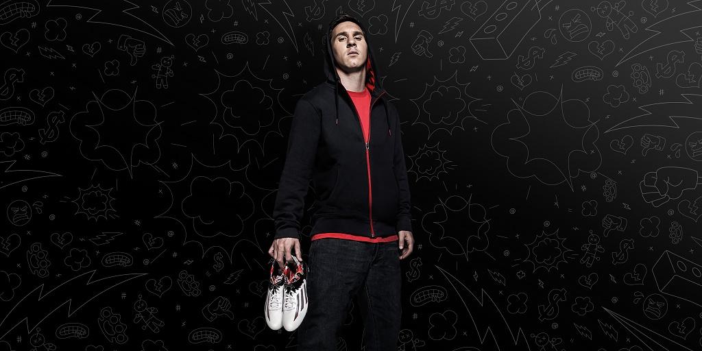 nuevas botas Messi 2