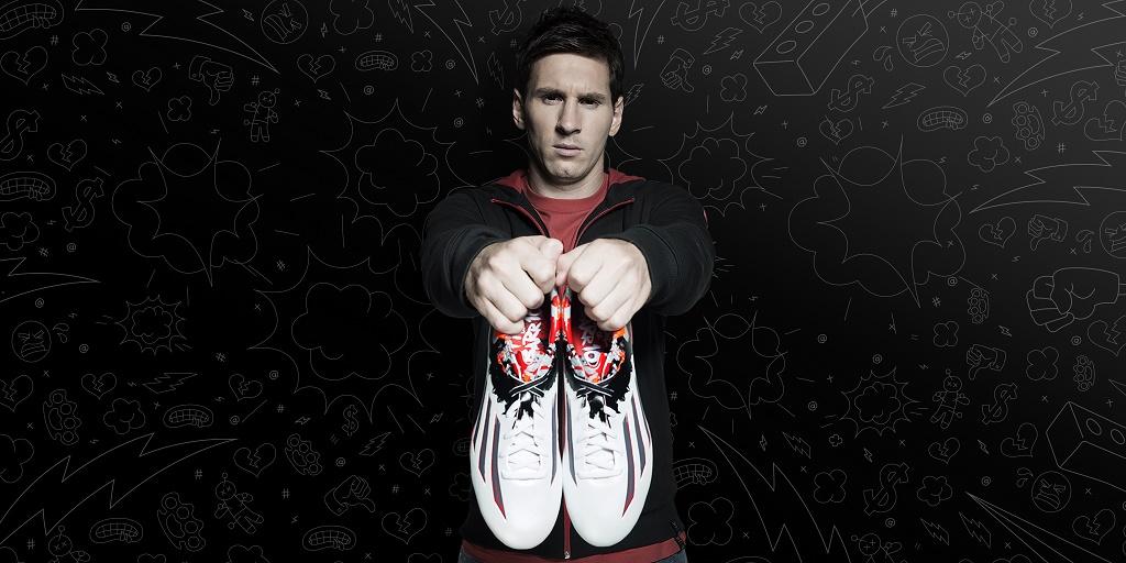 nuevas botas Messi 3