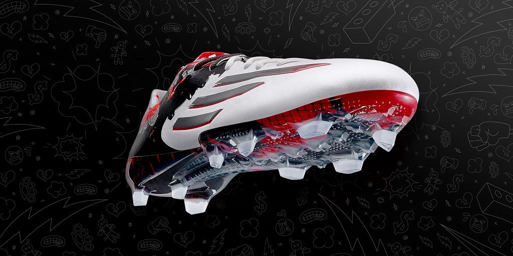 nuevas botas Messi