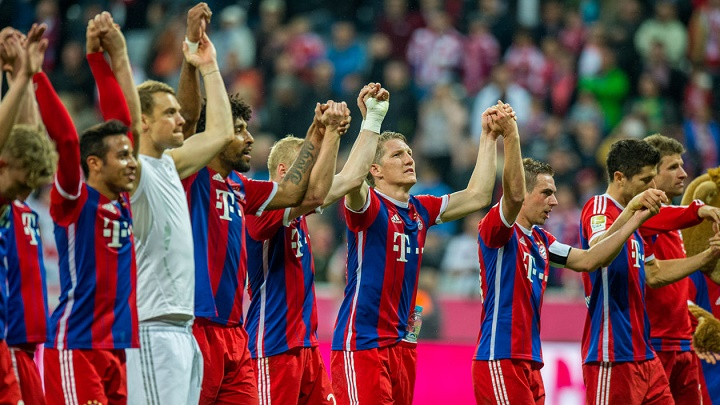 Bayern Hertha
