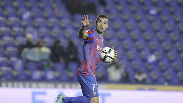 David Barral gol
