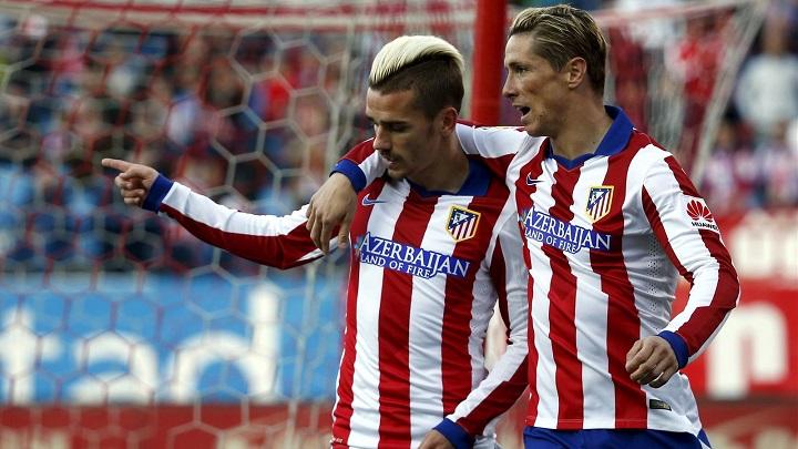 Griezmann y Torres