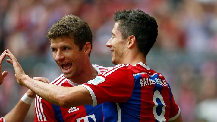 Lewandowski y Müller