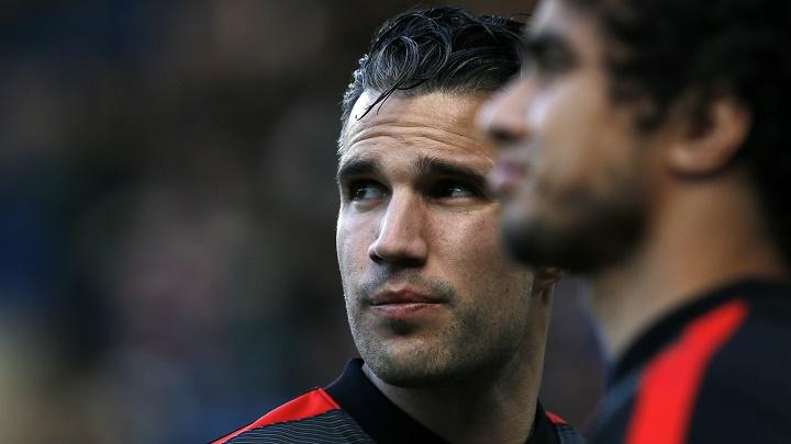 Robin van Persie United