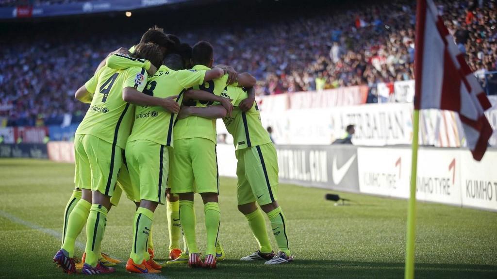 Barcelona Atletico 2