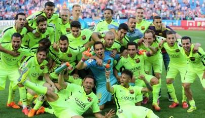 Barcelona Atletico 6