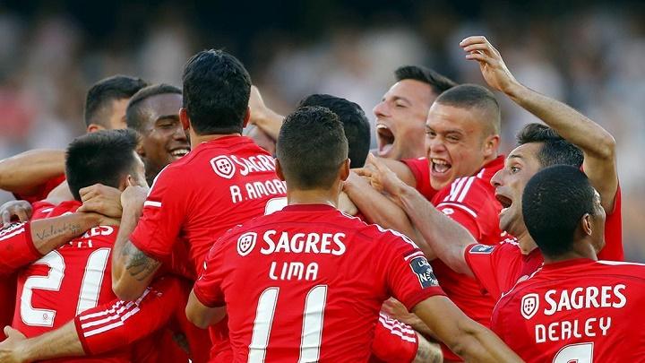 Benfica campeones