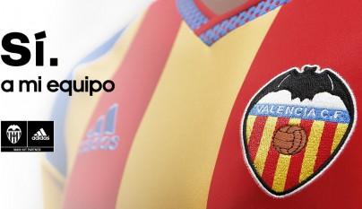 Camiseta Valencia eslogan
