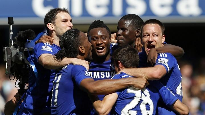 Chelsea felices