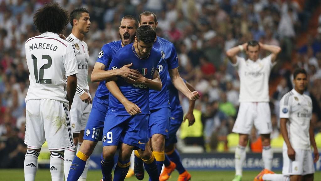Madrid Juventus 3