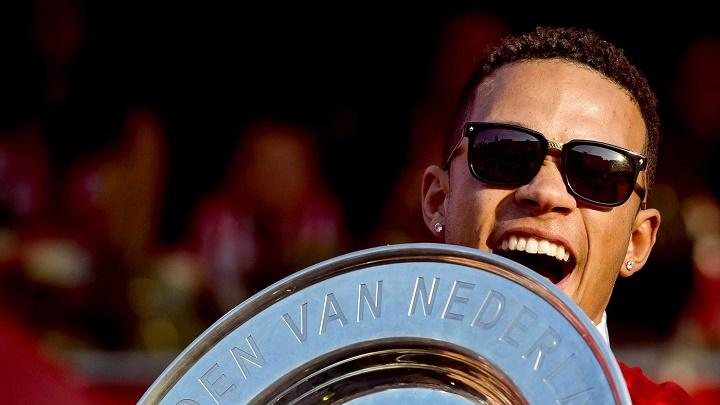 Memphis Depay con la Eredivisie