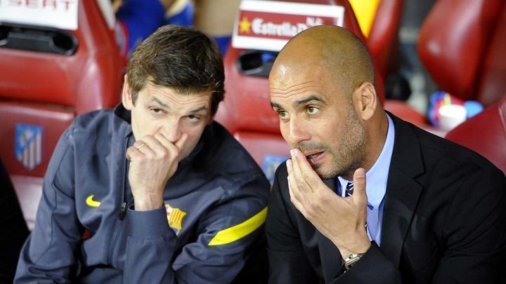 Tito y Guardiola