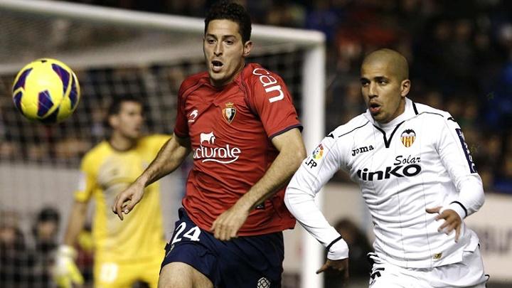 Valencia Osasuna