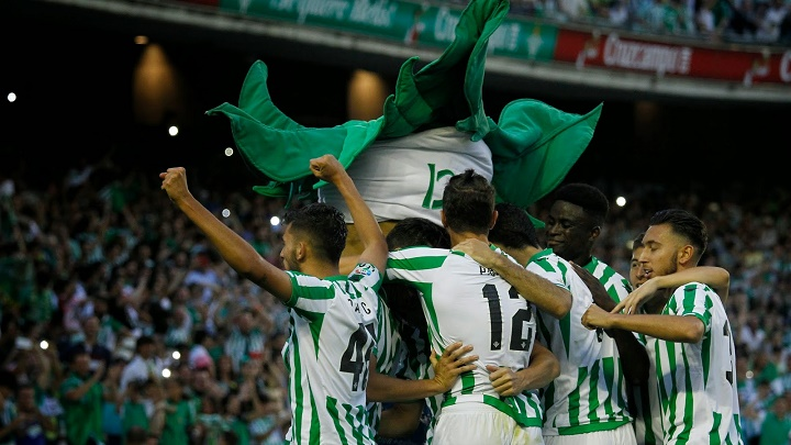ascenso Betis