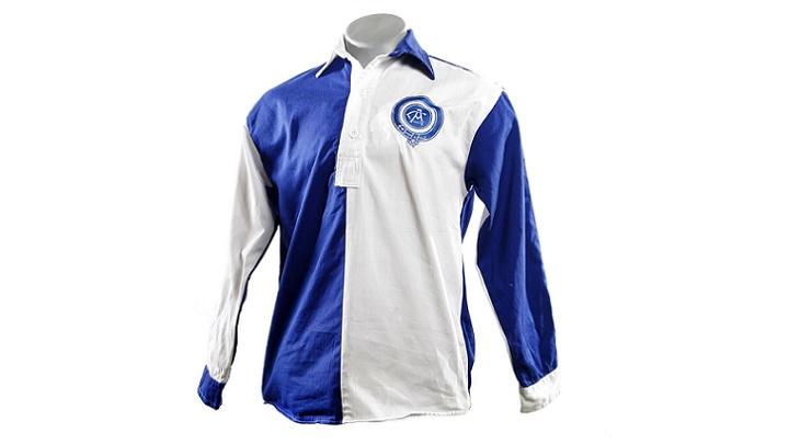 camiseta Athletic azul