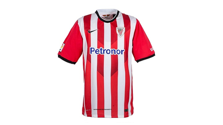 camiseta Athletic de Bilbao