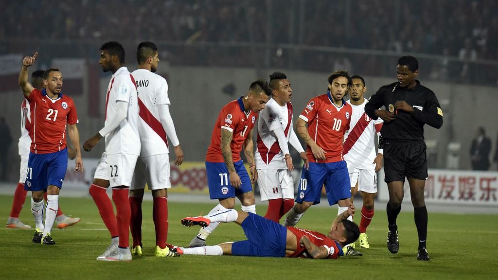 Chile Peru 7