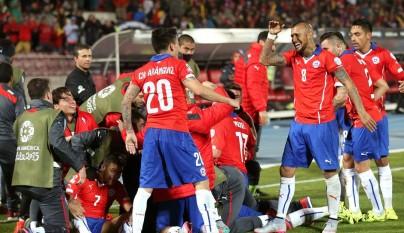 Chile Uruguay 2