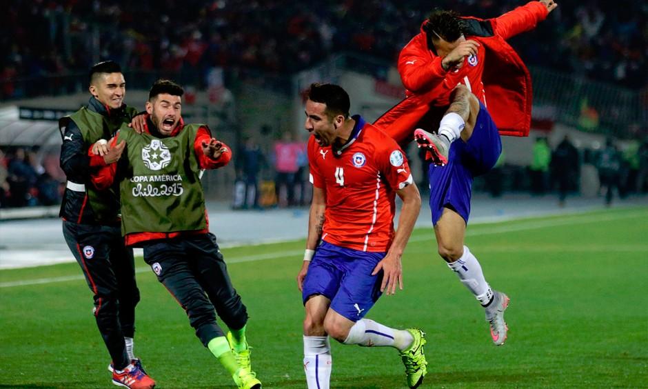 Chile Uruguay 3