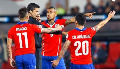 Chile Uruguay 4