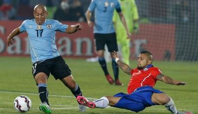 Chile Uruguay 5