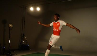 camiseta Arsenal 2015-2016 5