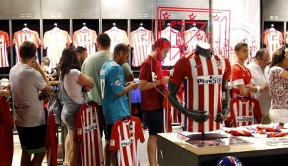 camiseta Atletico de Madrid temporada 2015-2016 2