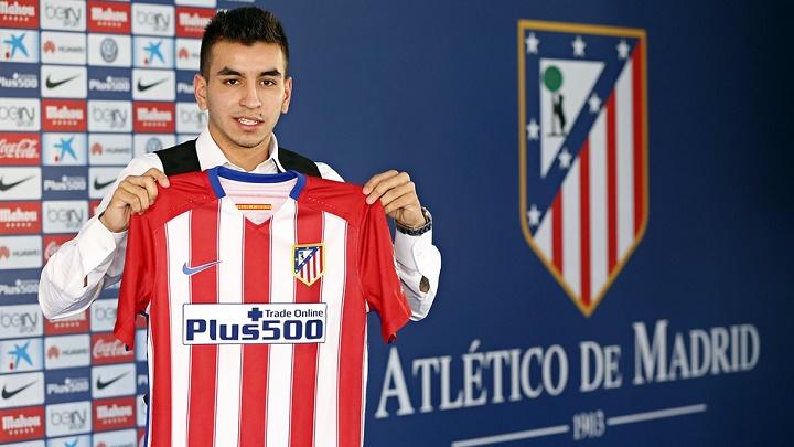 Angel Correa Atletico