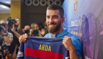 Arda Turan Barcelona