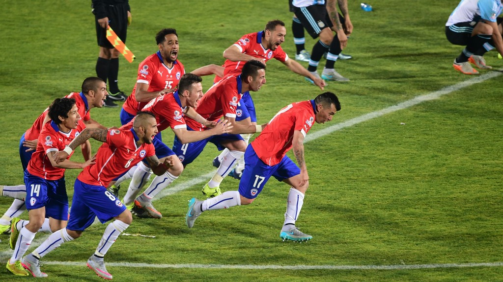 Argentina Chile 16