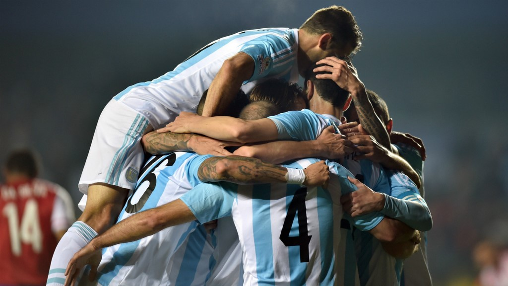 Argentina Paraguay 12
