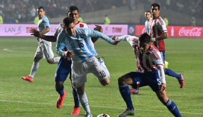 Argentina Paraguay 4