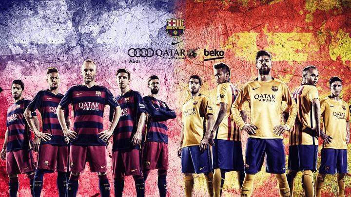 Barcelona 2015-2016