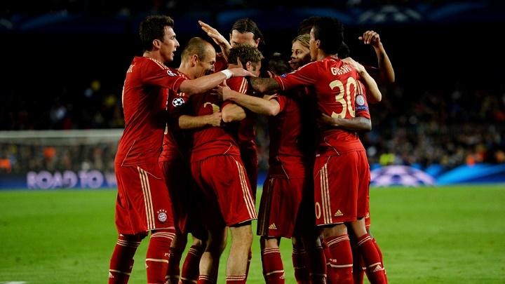 Bayern Barcelona
