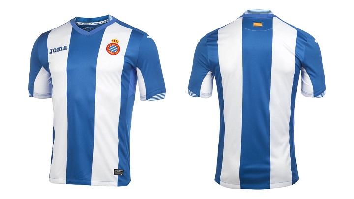Camiseta Espanyol 2015-2016 2