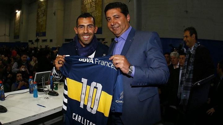 Carlos Tevez Boca 3