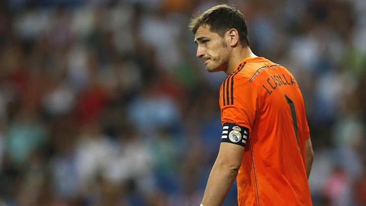 Casillas Madrid