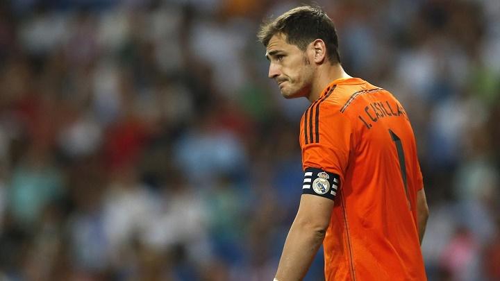 Casillas Madrid