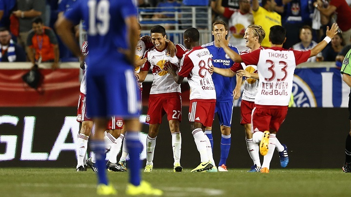 New York Red Bulls Chelsea