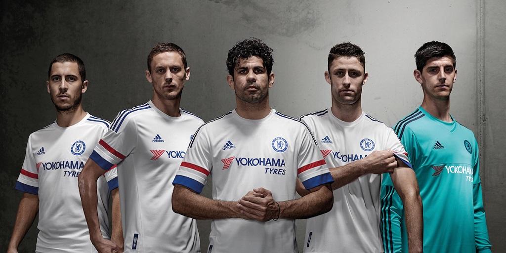 Chelsea segunda equipacion 2015-2016